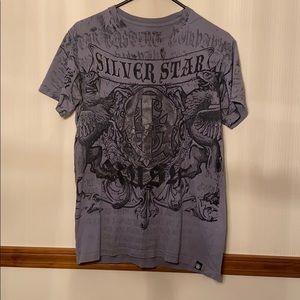 Silver Star t shirt